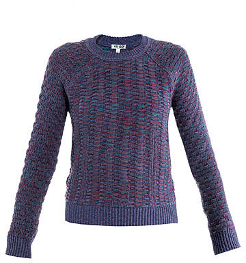Kenzo Basket weave sweater