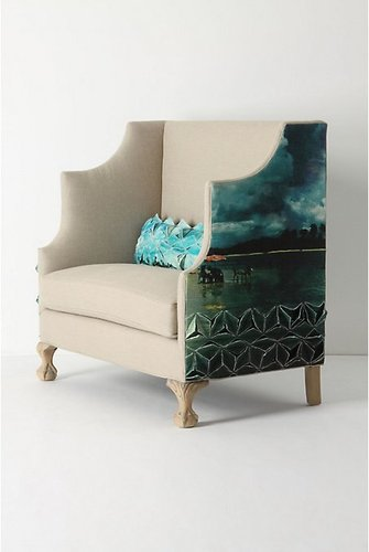 Greenfynch Settee, Padrina