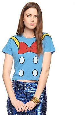 Forever 21 Donald Duck Sailor Tee