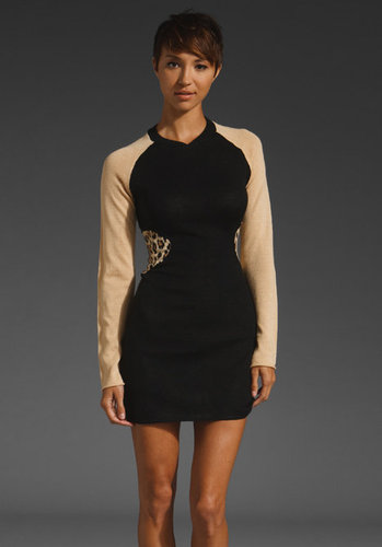 Ksubi Raglan Dress