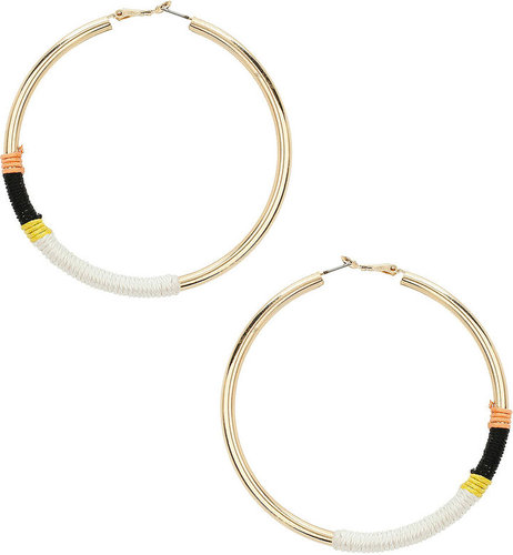 Thread Wrap Hoops