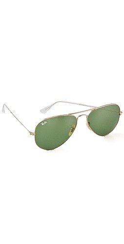 Ray-ban Original Unisex Aviator Sunglasses