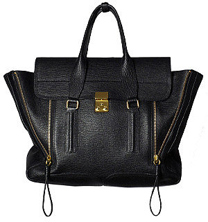3.1 Phillip Lim Pashli Satchel in Black