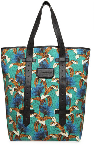 Proenza Schouler / Floral Shopping Tote