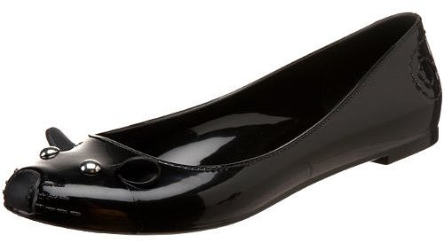 Marc by Marc Jacobs Women's Love 615120 Jelly Mouse Flat