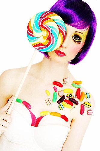 I Spy A Lovely Lollipop