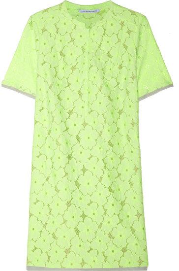 Diane von Furstenberg Warner floral-lace dress