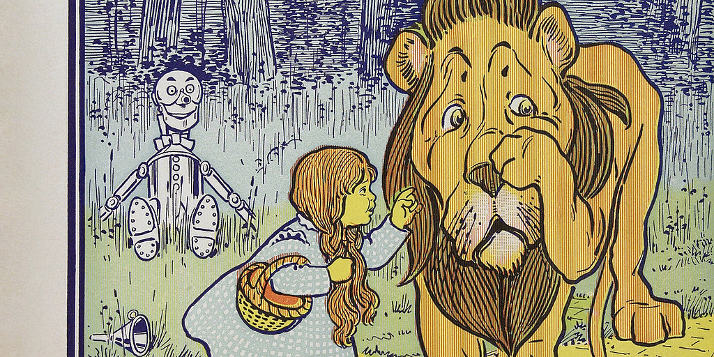7 Weird and Wonderful Facts About the Wizard of Oz Books