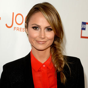 Stacy Keibler With a Fishtail Braid
