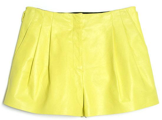 Proenza Schouler Leather Short