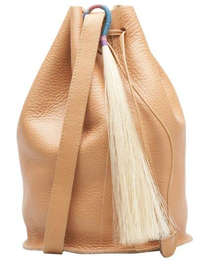 Fredericks & Mae For Baggu Drawstring tassel purse