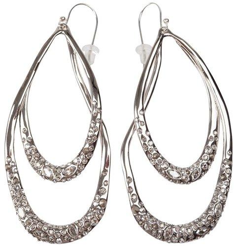 Alexis Bittar hoop earring