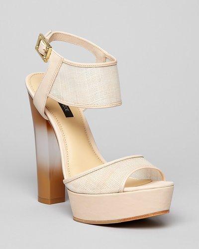 Rachel Zoe Platform Sandals - Lexi High Heel