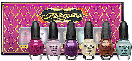 Disney Jasmine Collection One Is Never Enough Nail Set