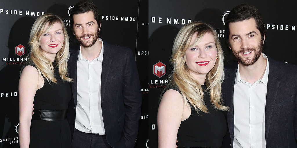 Kirsten Dunst and Jim Sturgess Pull Together For Upside Down