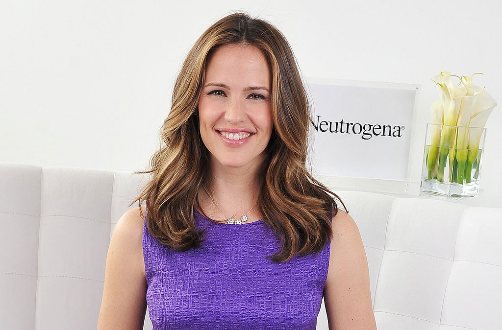 Jennifer Garner jetted off to the Big Apple for a Neutrogena event.