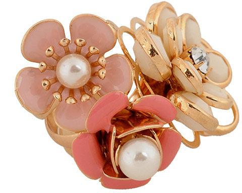 Floral Print Jewelry