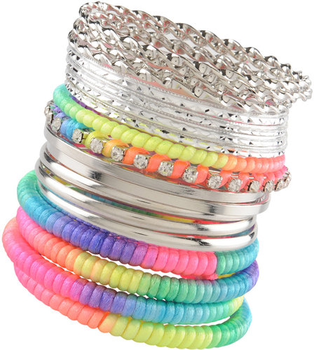 Neon Neutral jewelry