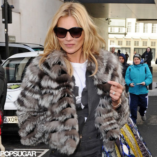 Kate Moss Reads Fifty Shades of Grey on BBC Radio 1