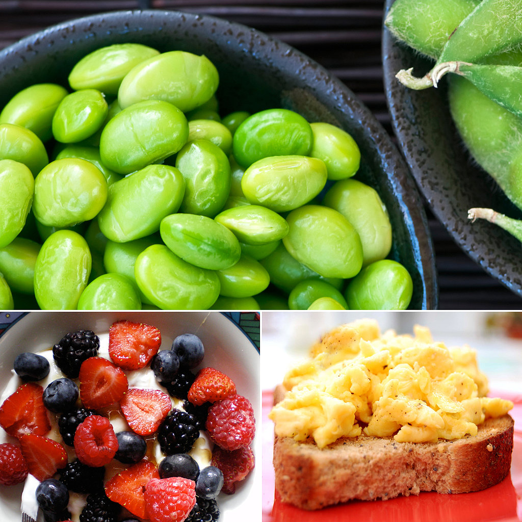 High Protein Snacks Popsugar Fitness