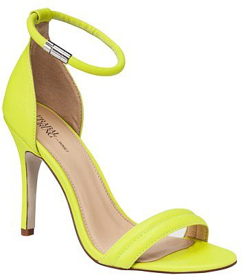 Women's Prabal Gurung for Target® Ankle-Strap Pump - Sulfur Spring