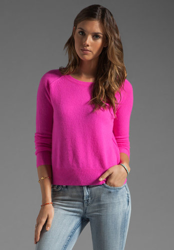 360 Sweater Charlie Nautical Neon Cashmere Sweater