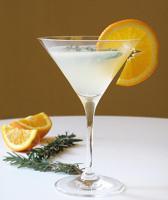 Forager's Martini