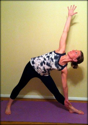 5 Yoga Poses for Post Run Bliss