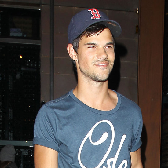 Taylor Lautner and Ashley Benson in LA   Pictures