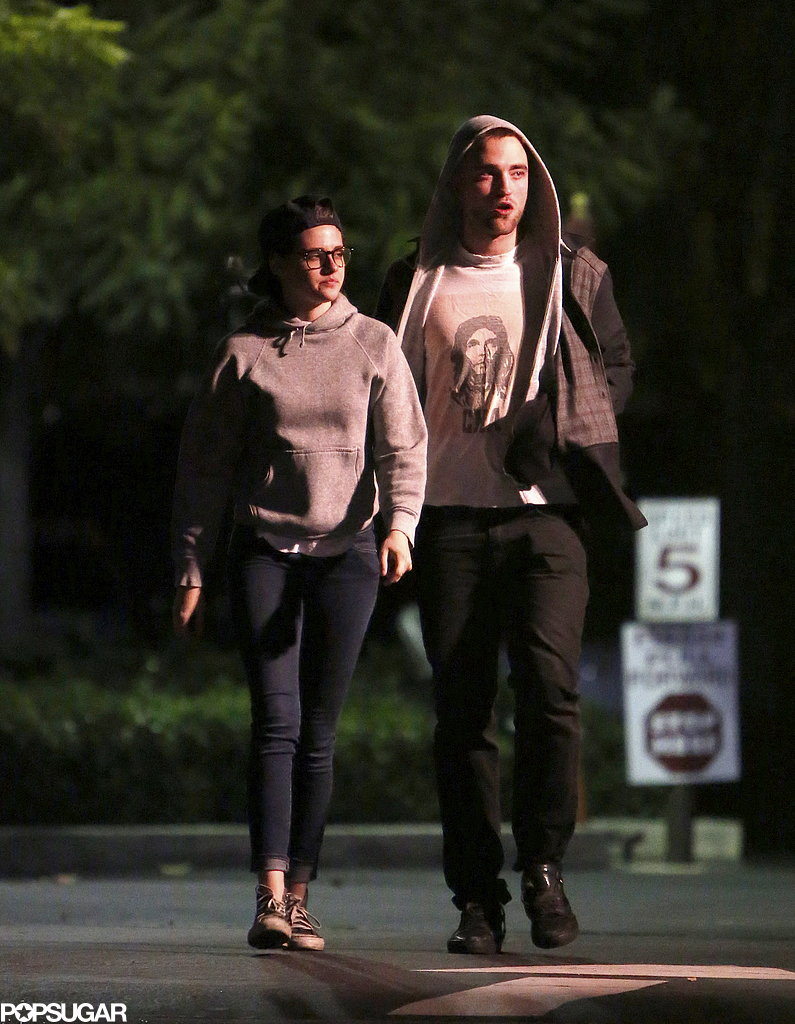 kristen and rob dating