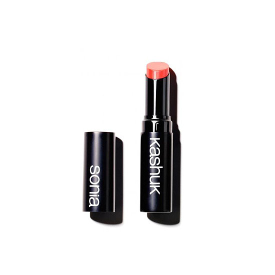 Sonia Kashuk's Hint of Coral ($9) is not only Spring-appropriate, but great for your lips too. Infused with acai oil, the lipstick nourishes and restores moisture in your lips.