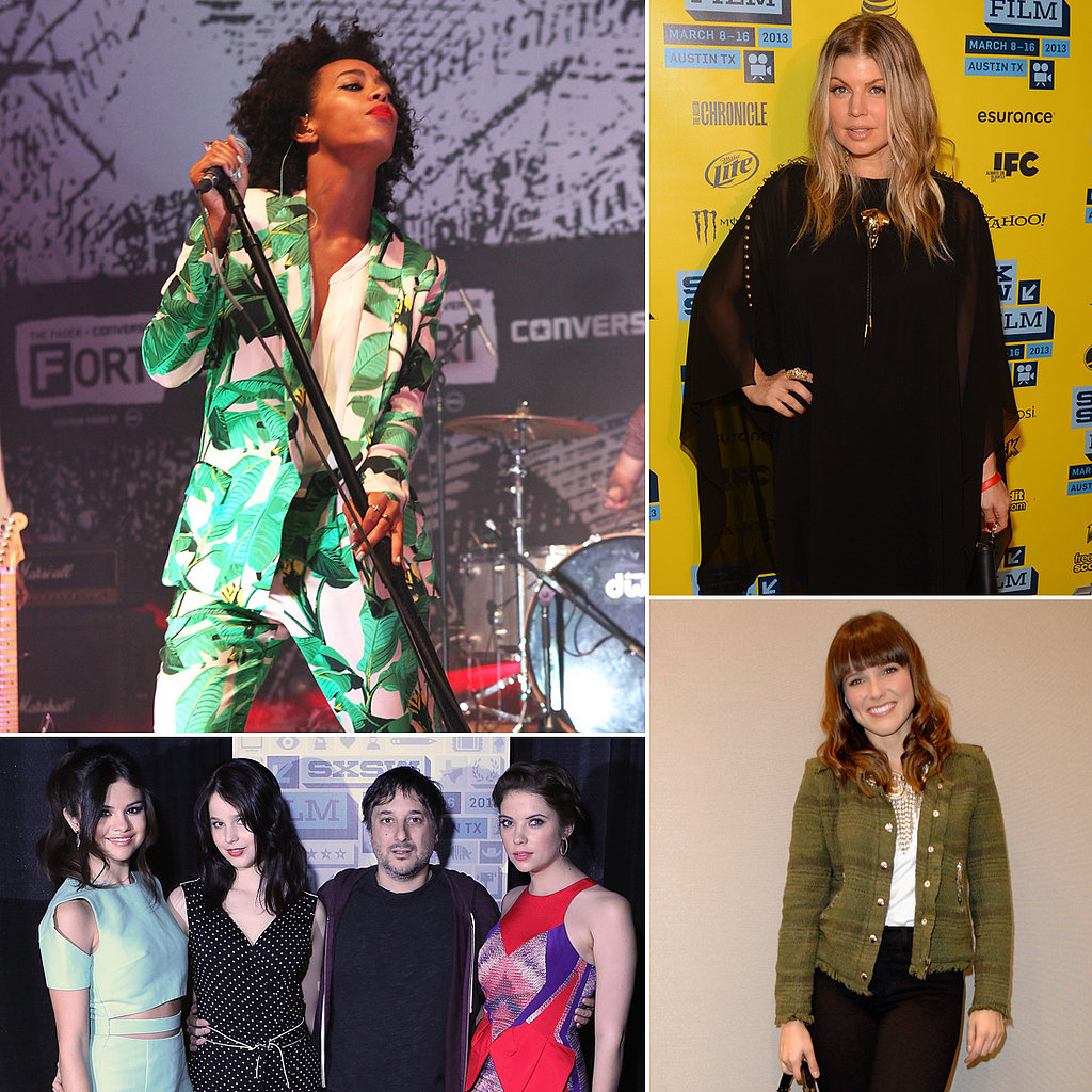 The Hollywood Crowd Closes Out SXSW in Style — See Every Look
