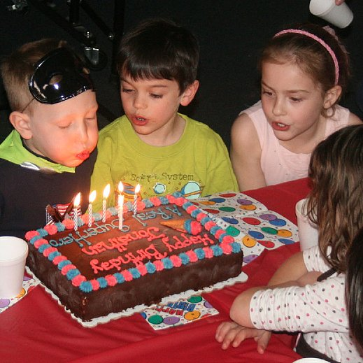 When to Bring Siblings to Birthday Parties