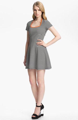 Cut25 Flared Knit Dress