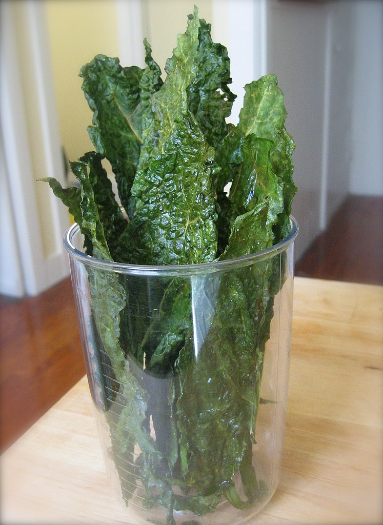 Classic Kale Chips
