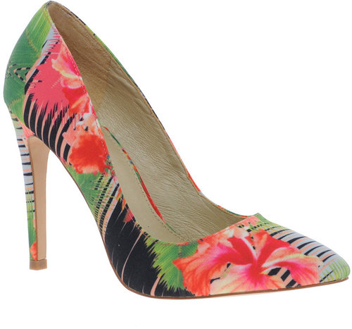 ALDO Frited Printed Court Shoes
