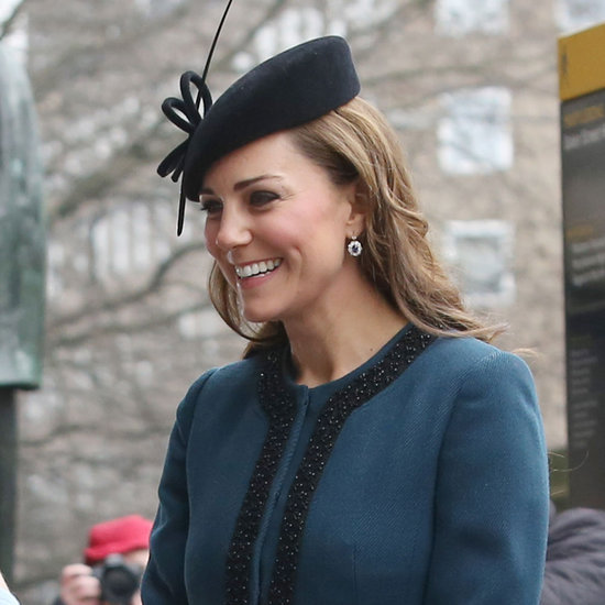 Kate Middleton With The Queen   Pictures