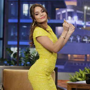 Vanessa Hudgens on The Tonight Show With Jay Leno | Pictures