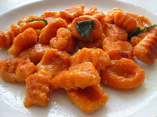 Sweet-Potato Gnocchi Recipe