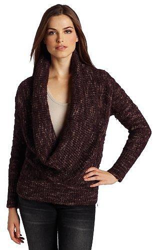 Rebecca Minkoff Women's Cowl Neck Sweater
