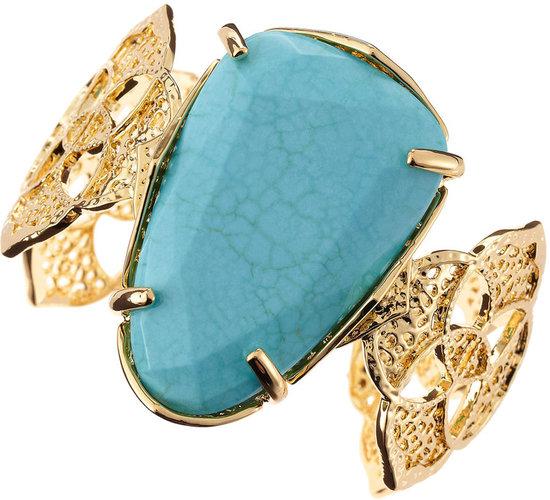 Kendra Scott Maya Turquoise Cuff