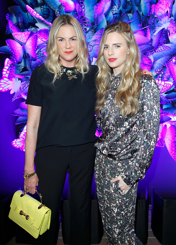 Emma Hill and Brit Marling