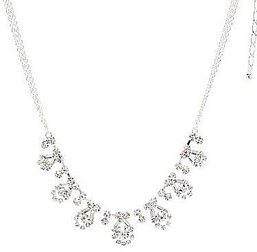 Cezanne Rhinestone Necklace