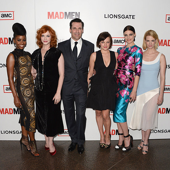 Mad Men Season 6 Premiere Celebrity Pictures