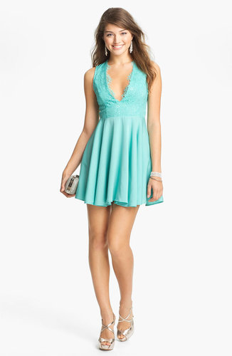 Keepsake the Label 'Need Your Love' Fit & Flare Dress