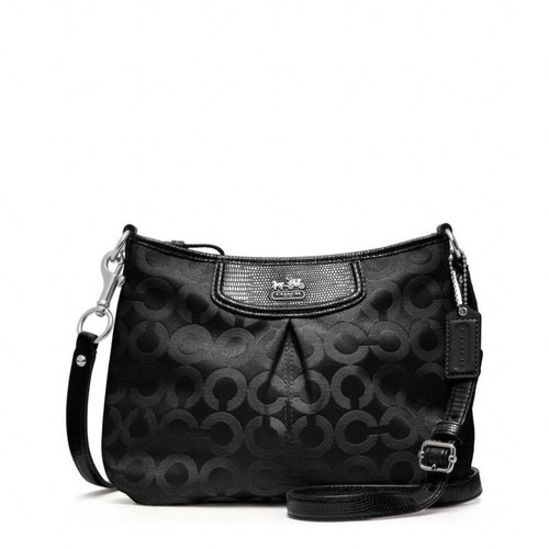 Madison Op Art Sateen Fashion Swingpack