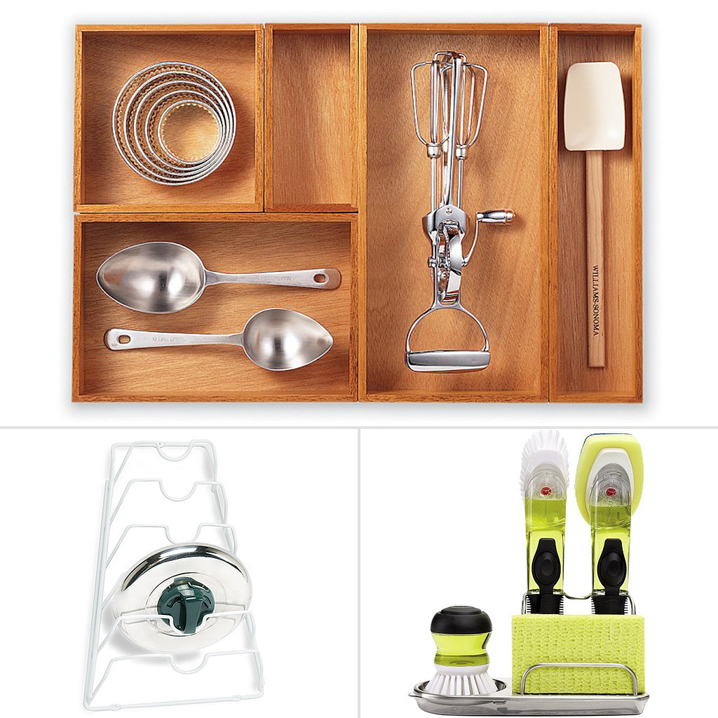 Kitchen Organization Tools: Kitchen Organizing Products