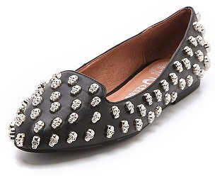 Jeffrey campbell Skulltini Loafers
