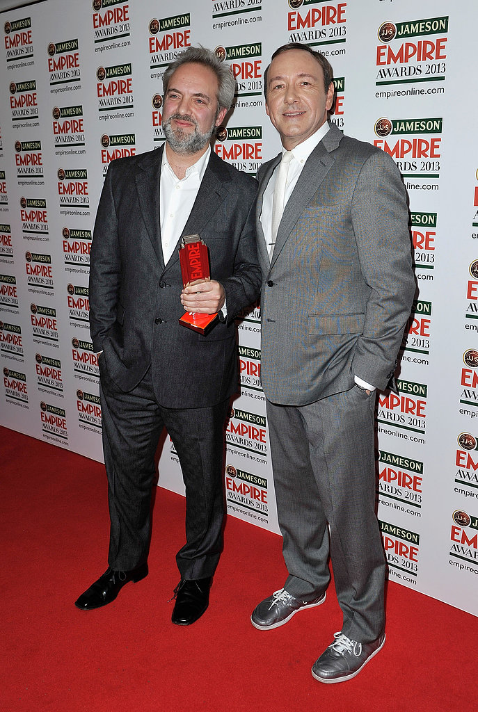 Sam Mendes and Kevin Spacey
