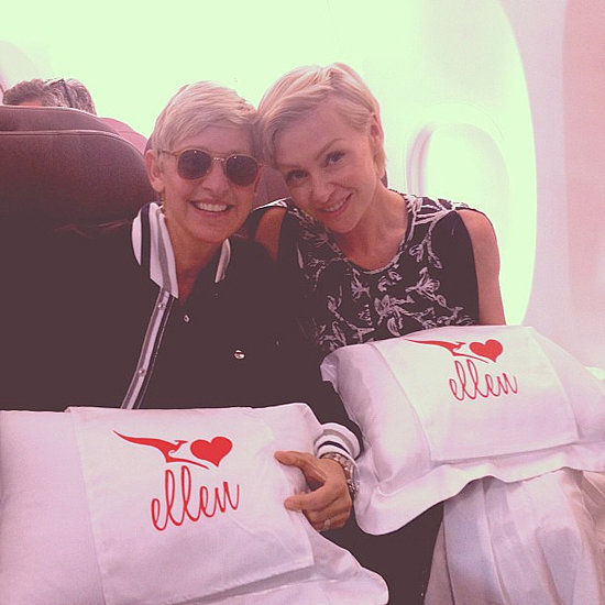 Ellen DeGeneres Australian Trip: Pictures and Information